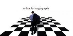 Banyak orang berhenti blogging karena bosan.