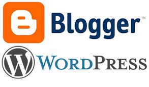 WordPress dan Blogspot adalah platform yang populer di Indonesia.